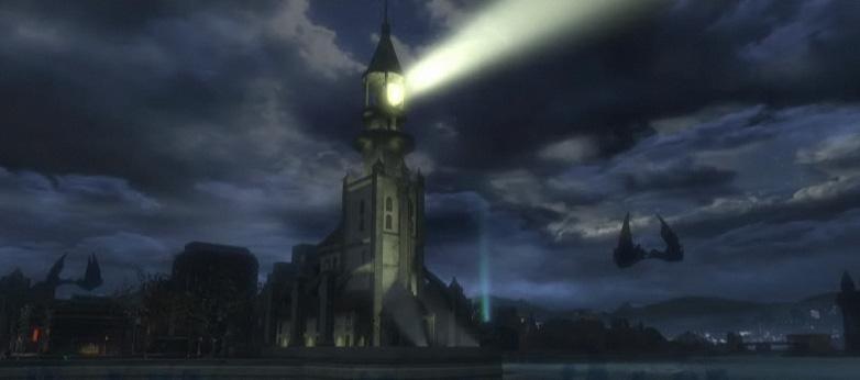 Description du Quartier Général du Réseau GothamCapeCarmineLighthouse1