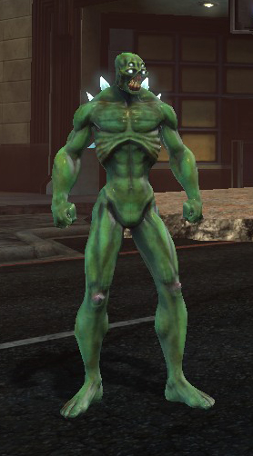 how to change power in dcuo