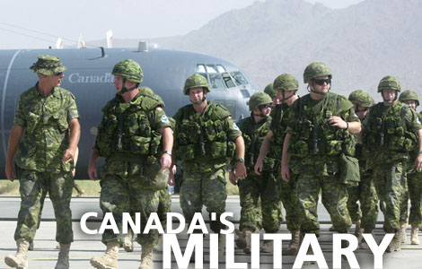 Canadian Armed Forces - Deadliest Fiction Wiki - Write your own ...