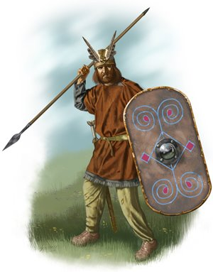 Germanic Warrior - Deadliest Fiction Wiki - Write your own ...