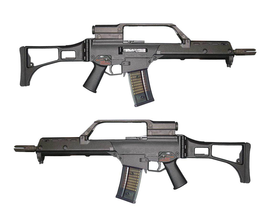 Heckler & Koch G36 (Assault rifle) | The Few Good Men