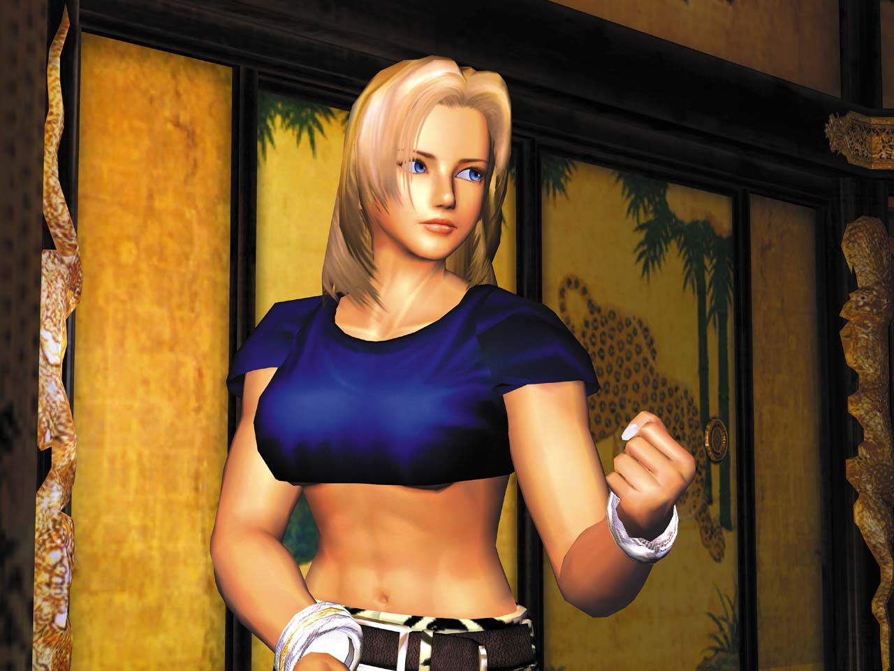 Tina Armstrong - Dead or Alive