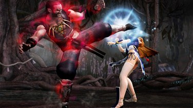 Confrontation avec Raidou DOA3D_Raidou_Kasumi