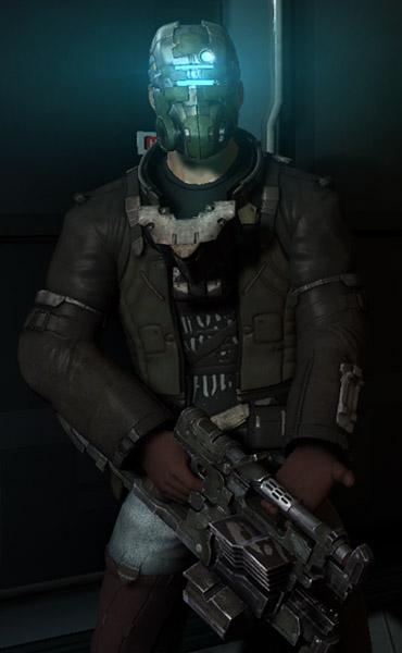 Dead Space 2 Все Костюмы