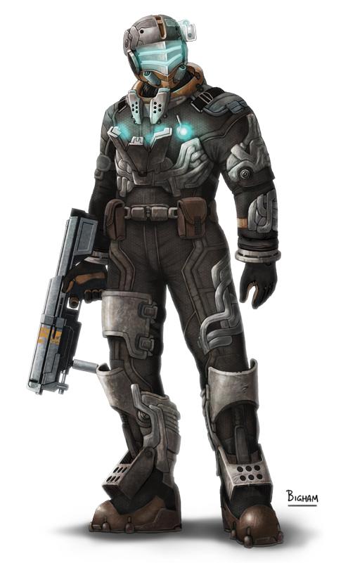 Feliz cumple Kamerat Deadspace_armor_variant_fanart_by_sbigham-d4agxlb