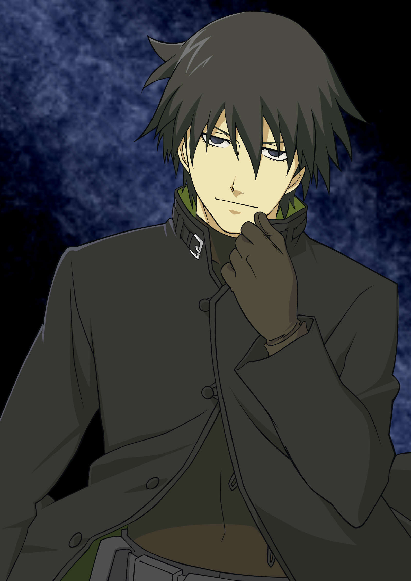 darker then black hei