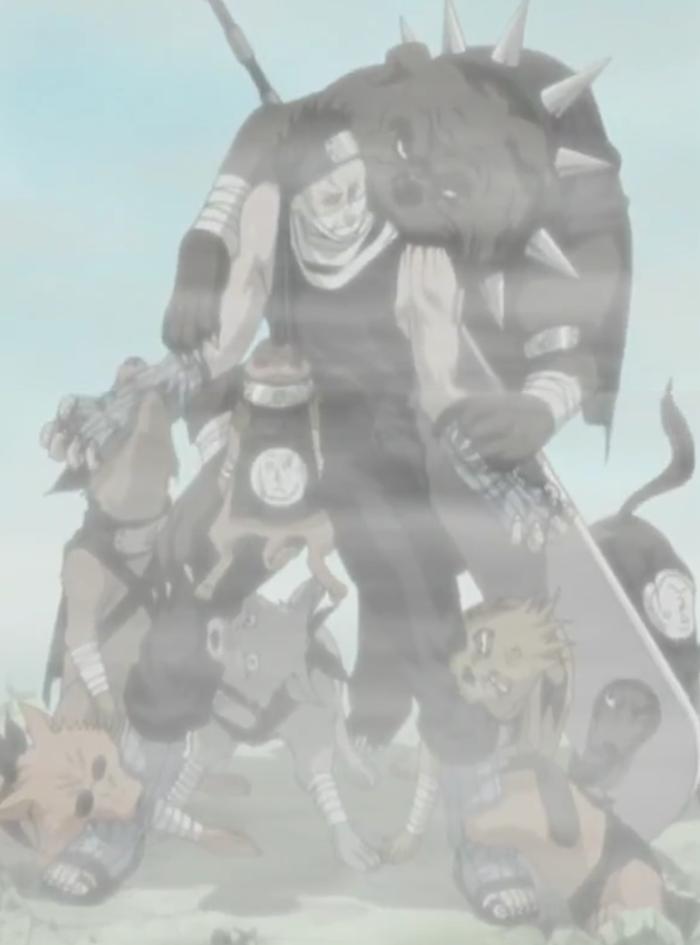 [Peticin] Pacto de Sangre: Perros Ninjas - Ninken. Kuchiyose_Doton_Tsuiga_no_Jutsu