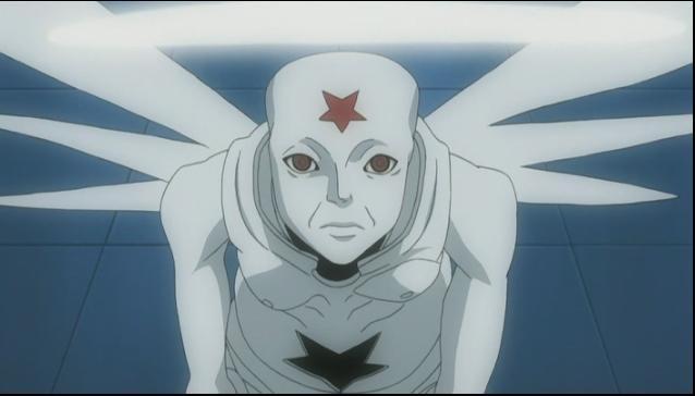 D.Gray-man Level_4_Akuma