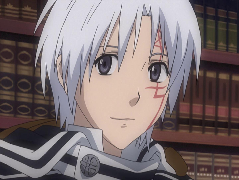 D Gray Man Anime Characters : D gray man allen walker