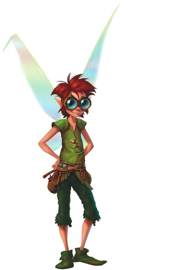 Bobble - Disney Hadas Wiki - La wiki de Tinkerbell