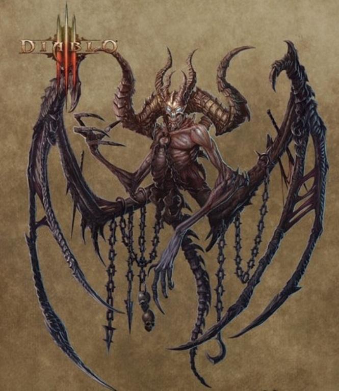 Baal (diablo 2: lord of destruction) villainous male otherworldly pure support minimum bid: 42 gp daily upkeep: 2/day