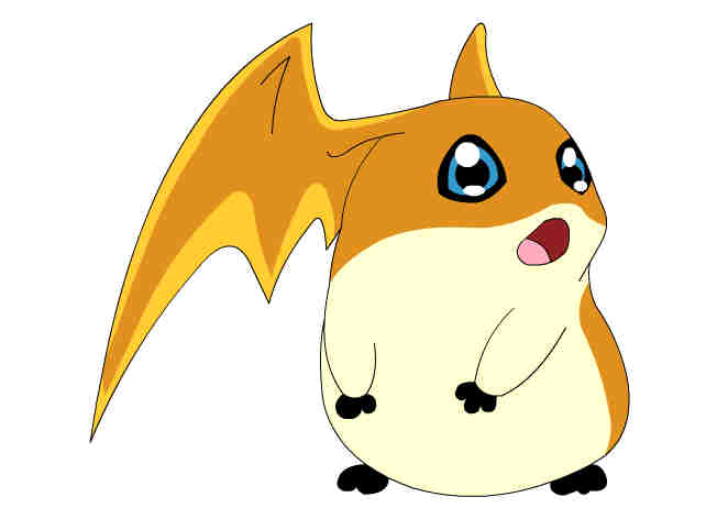 {Re-Inscripciones}Digimon Last  Adventure Cap.1:Dark Masters Patamon