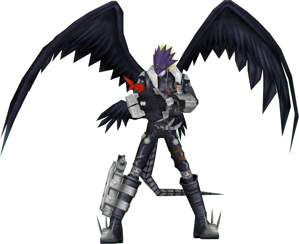 Image - Beelzemon Blast Mode dm.png - Digimon Wiki: Go on an adventure ...