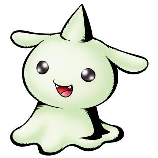 Digimon #018: Gummymon Gummymon_b