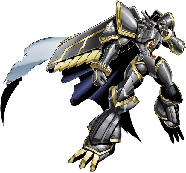 Image - Alphamon (Re-Digitize) b.jpg - Digimon Wiki: Go on ...