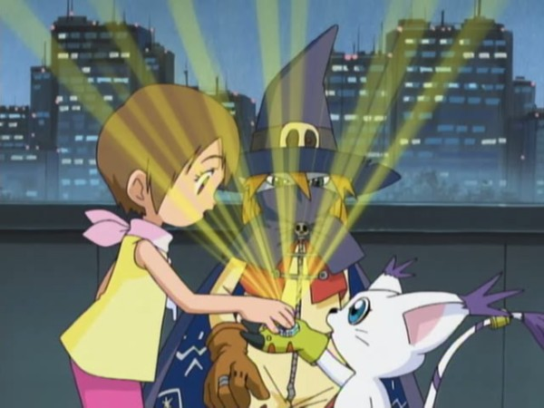 List of Digimon Adventure episodes 34 >Inuyasha   Episódio 38