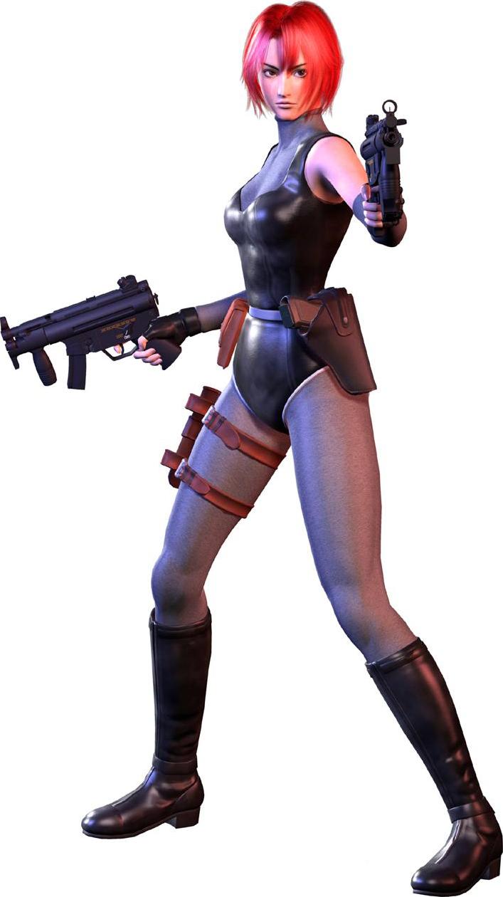 top chica de acción en un juego Regina1