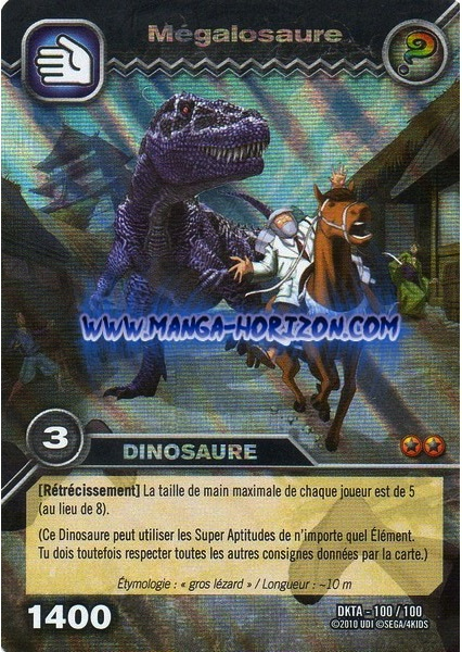 Dinosaur King Megalosaurus Card Megalo jpg - dinosaur kingDinosaur King Megalosaurus Card