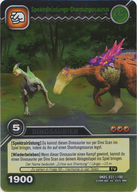 dinosaur king shantungosaurus - photo #18