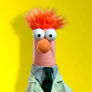 beaker the muppet