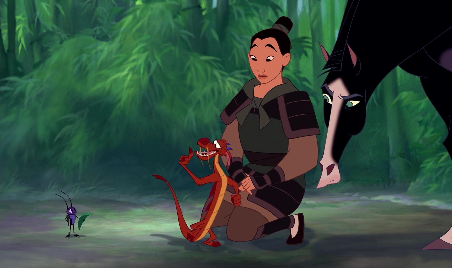matchmaker from mulan. Mulan - Disney Wiki