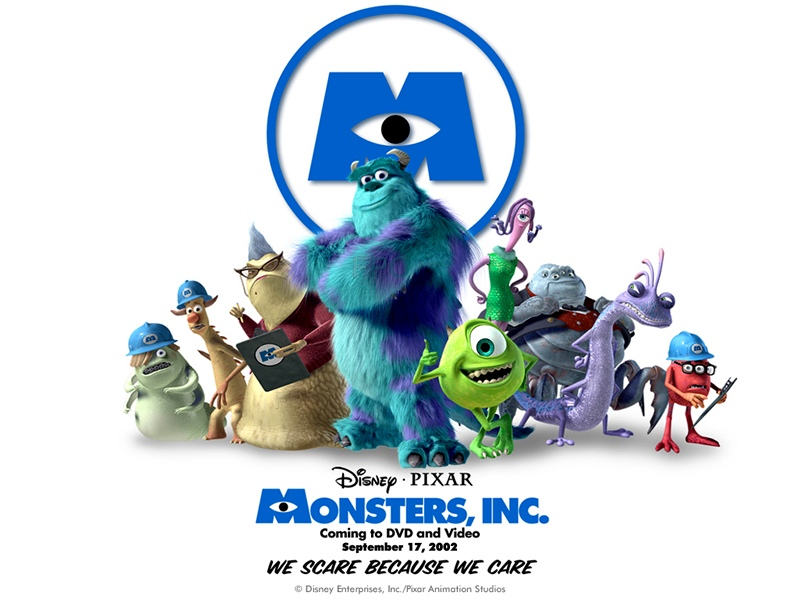 Monsters, Inc. - Disney Wiki