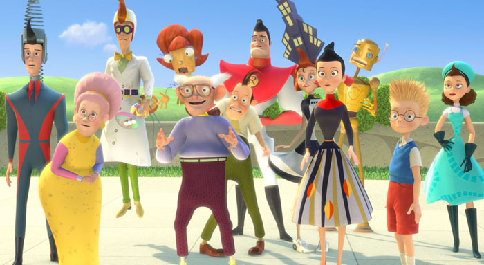 meet the robinsons history