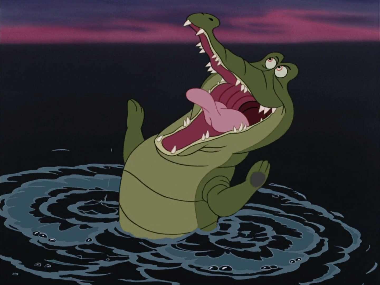 peter pan crocodile in - photo #14