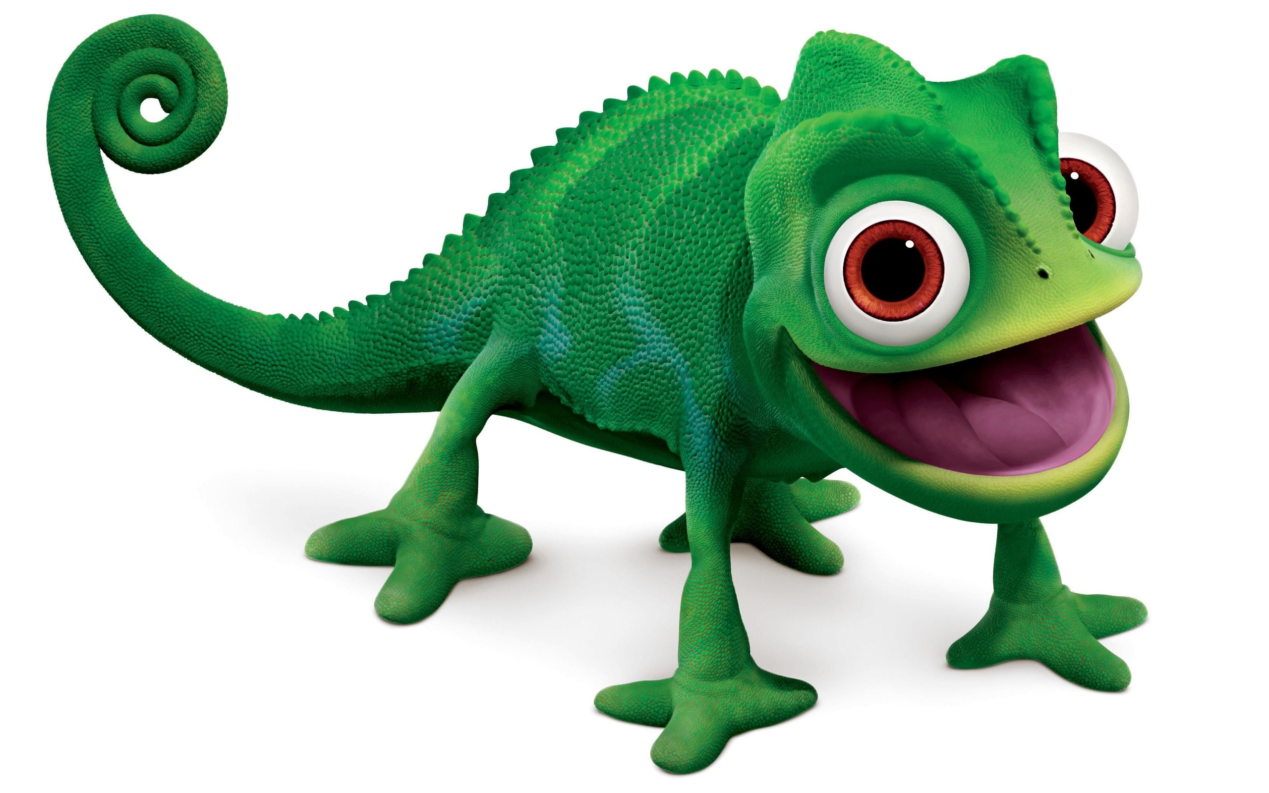 What Kind Of Chameleon Is Pascal From The Movie Tangled
