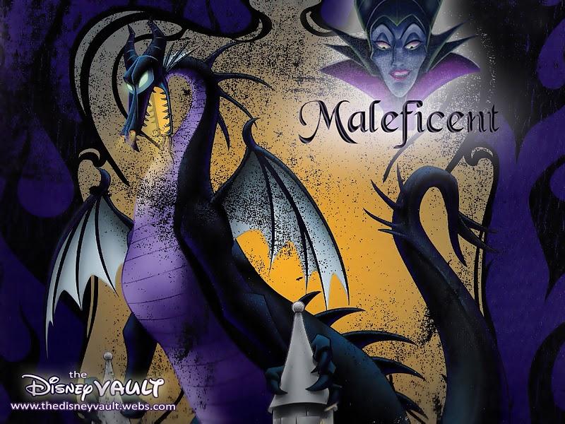 Maleficent Dragon Wallpaper Image - Maleficent Dra...