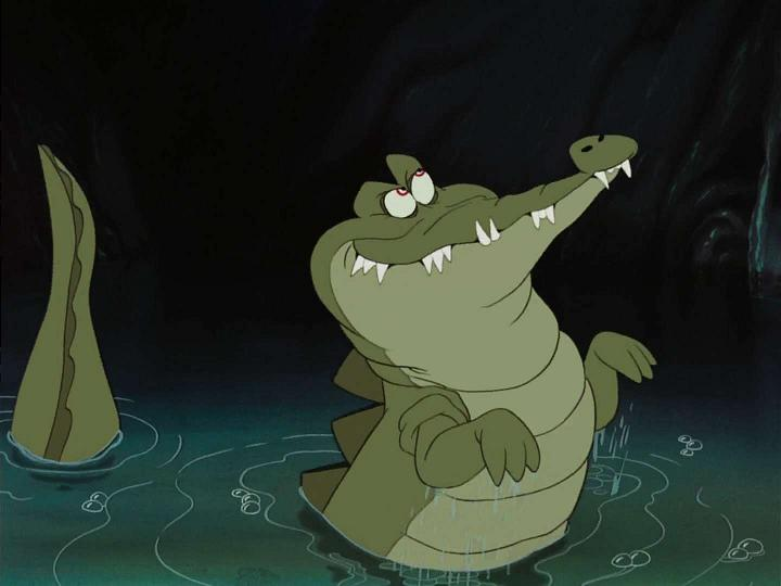 peter pan crocodile in - photo #11
