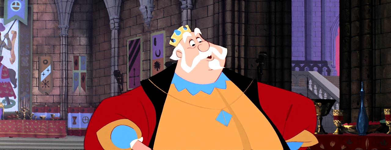 Disney World King Hubert Disney Gp01 King Disney
