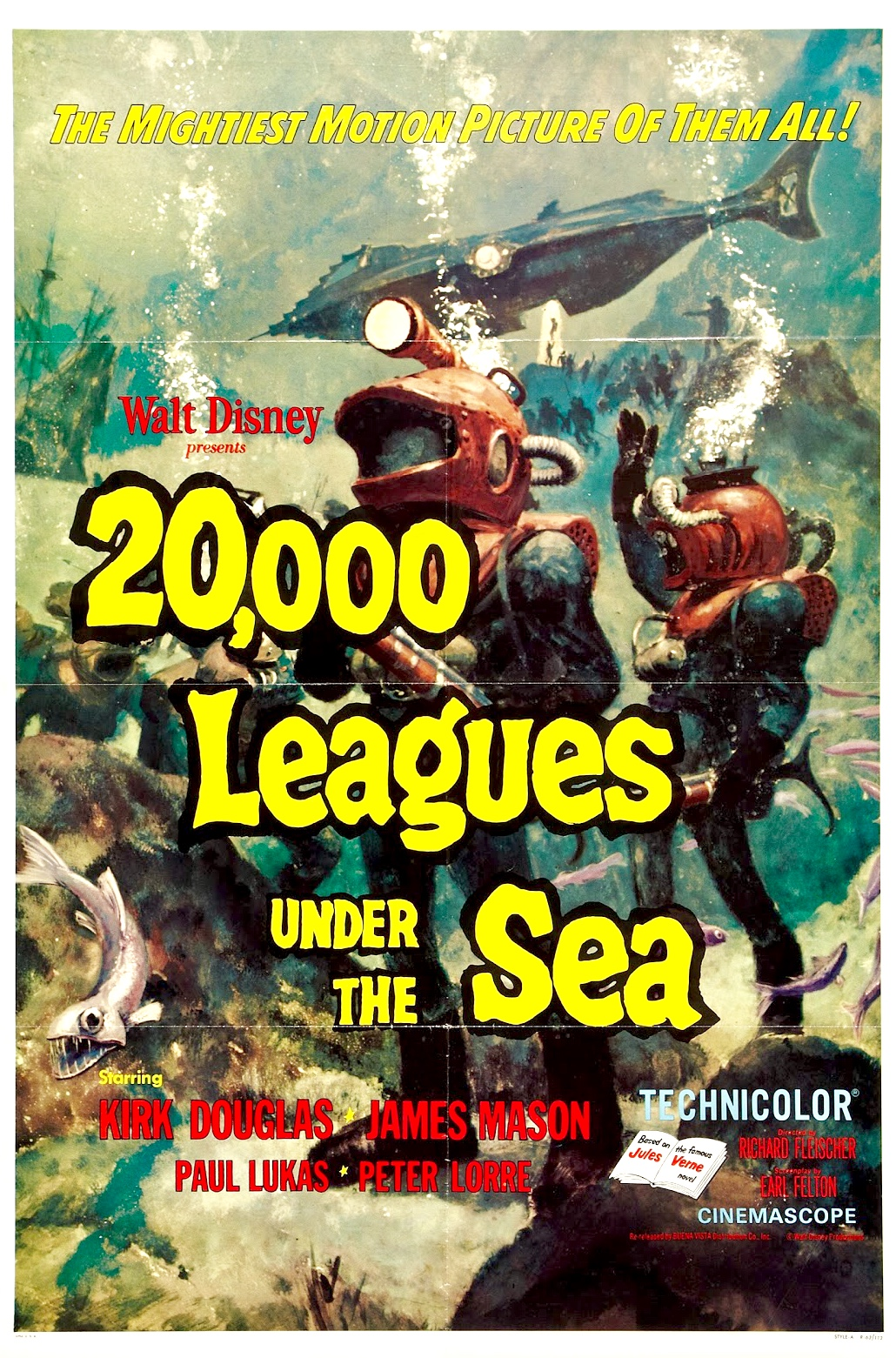 20000 Leagues Under the Sea - Disney Wiki