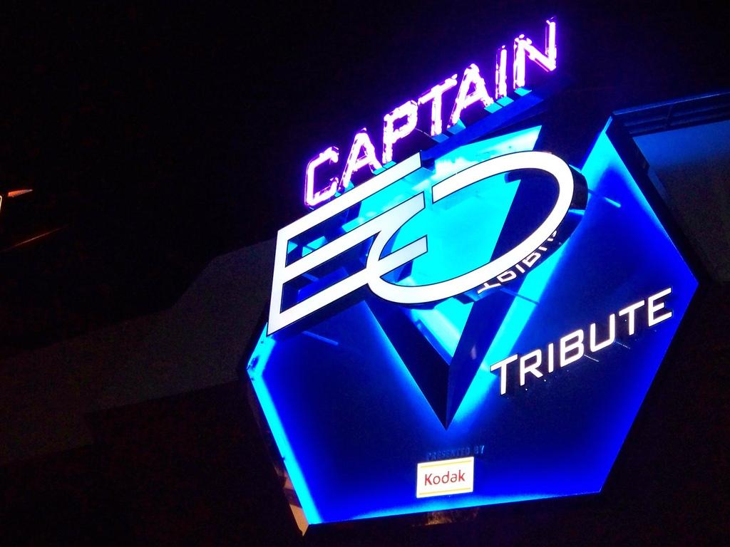 Captain EO Returns to Disneyland Resort   Michael Jackson