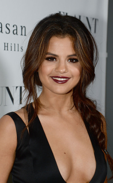 "Selena Gomez attending ""The 6th Annual Hollywood Style Awards"" in Beverly"