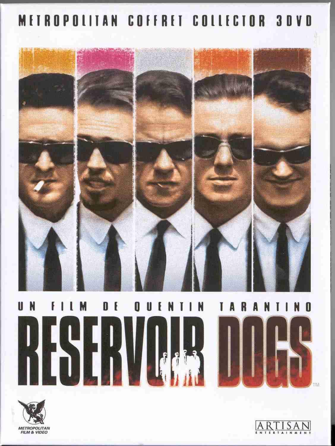 Curiosidades de Pulp Fiction poco conocidas ReservoirDogs