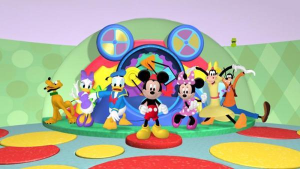 Imagen la casa de mickey doblaje wiki - Youtube casa mickey mouse ...