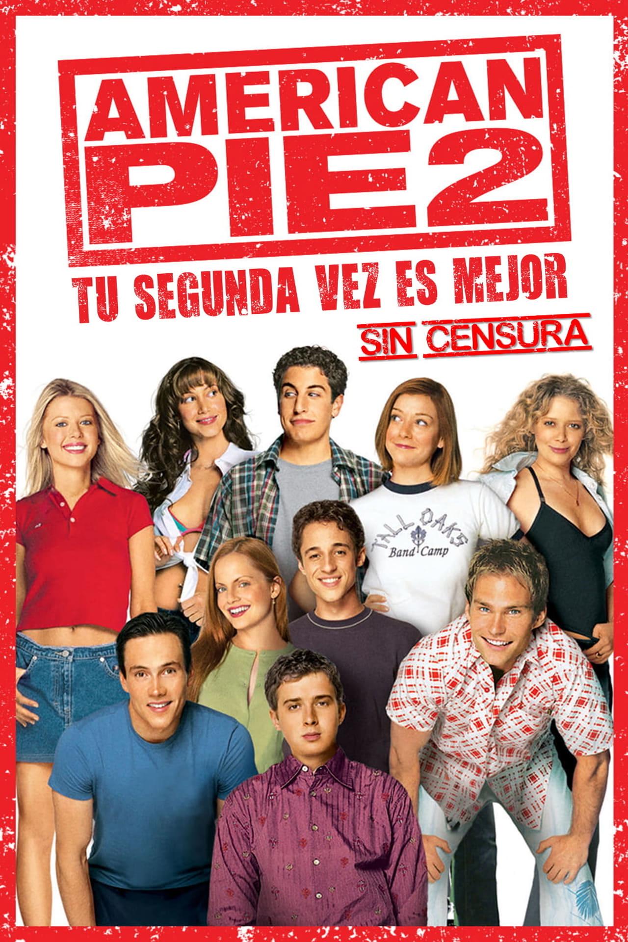 American Pie 2 DVD Release Date January 15, 2002
