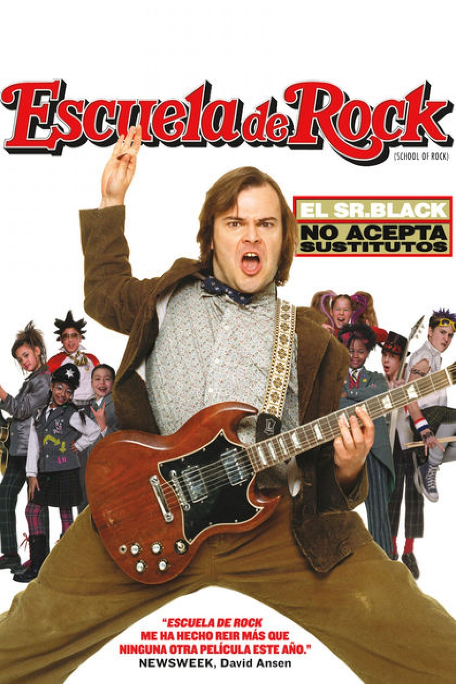 TSchool of Rock