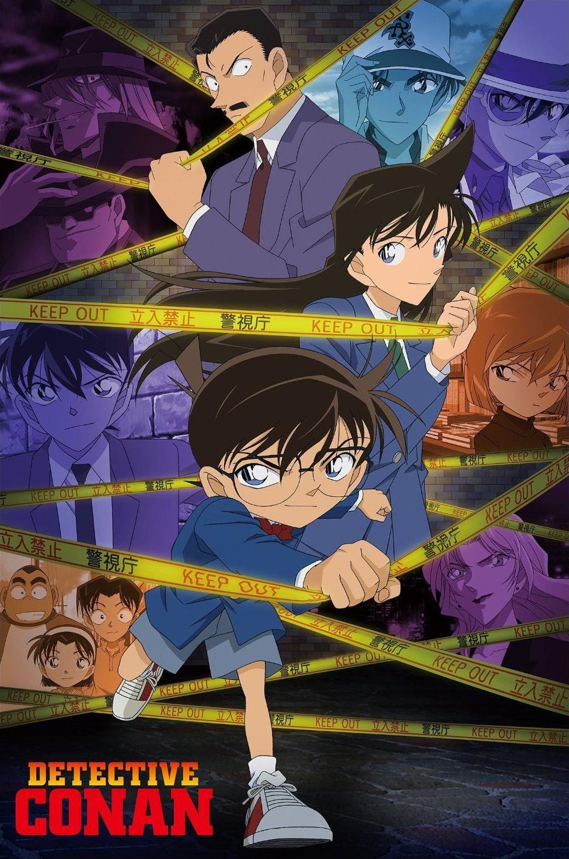 detective conan triolegia