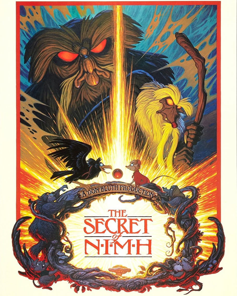 The Secret of NIMH - Don Bluth Wiki