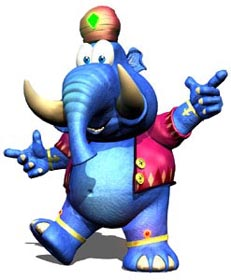 Taj the Genie - Donkey Kong Wiki