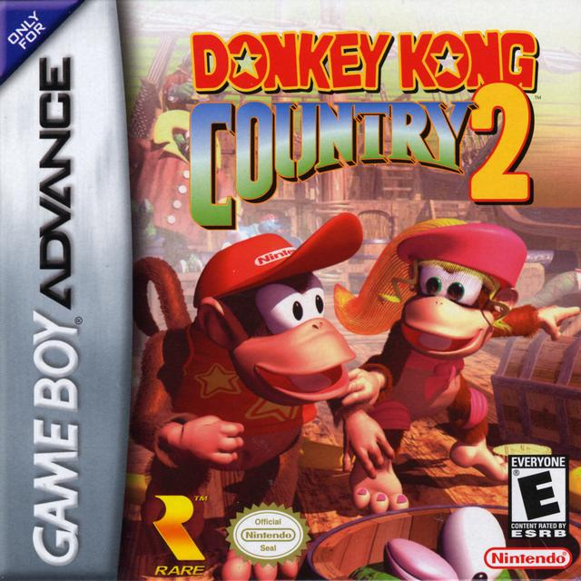 descargar donkey kong country gba
