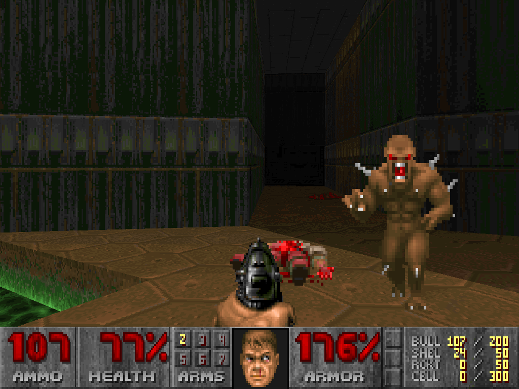 Imp - The Doom Wiki - Doom, Doom 2, Doom 3, and more