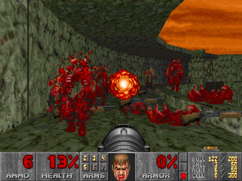 Doom - The Doom Wiki - Doom, Doom 2, Doom 3, and more