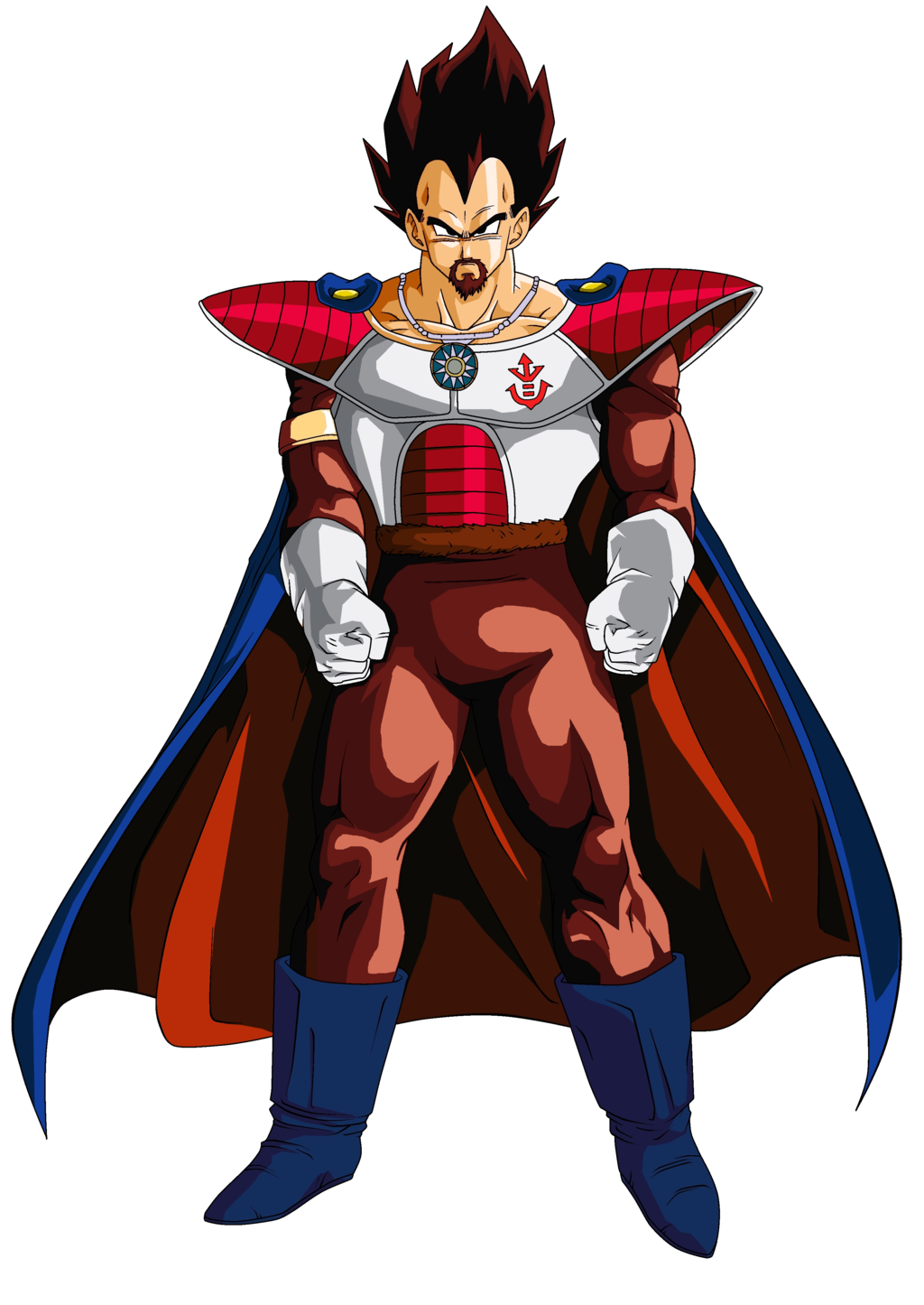 Image - King Vegeta.png - Dragon Ball Universe