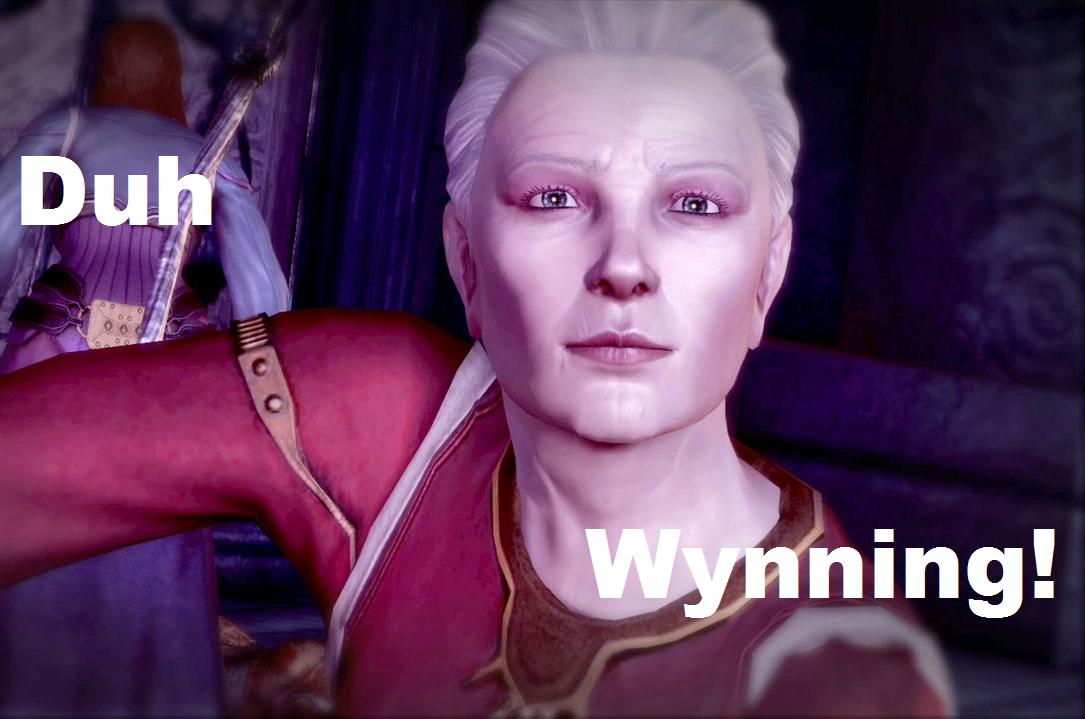 wynne dragon age. Forum:Wynne rocks - Dragon Age