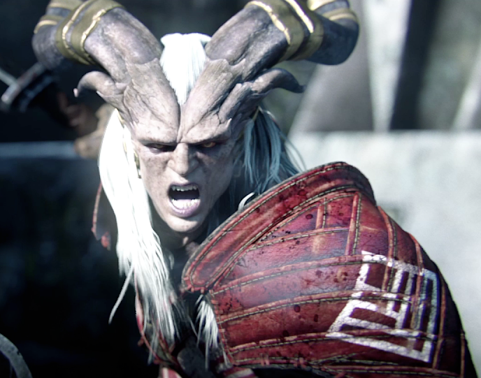 Eye color: Yellow Appearance: http://images.wikia.com/dragonage/image