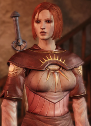 Dragon Age: Origins Leliana_default