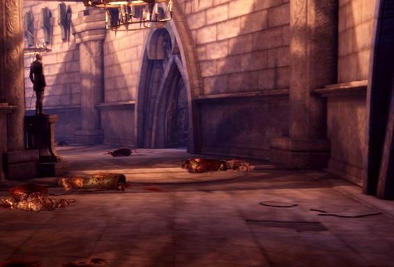 Dragon Age Uldred. Broken Circle - Dragon Age